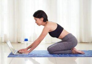 Fitnessstudios im Internet